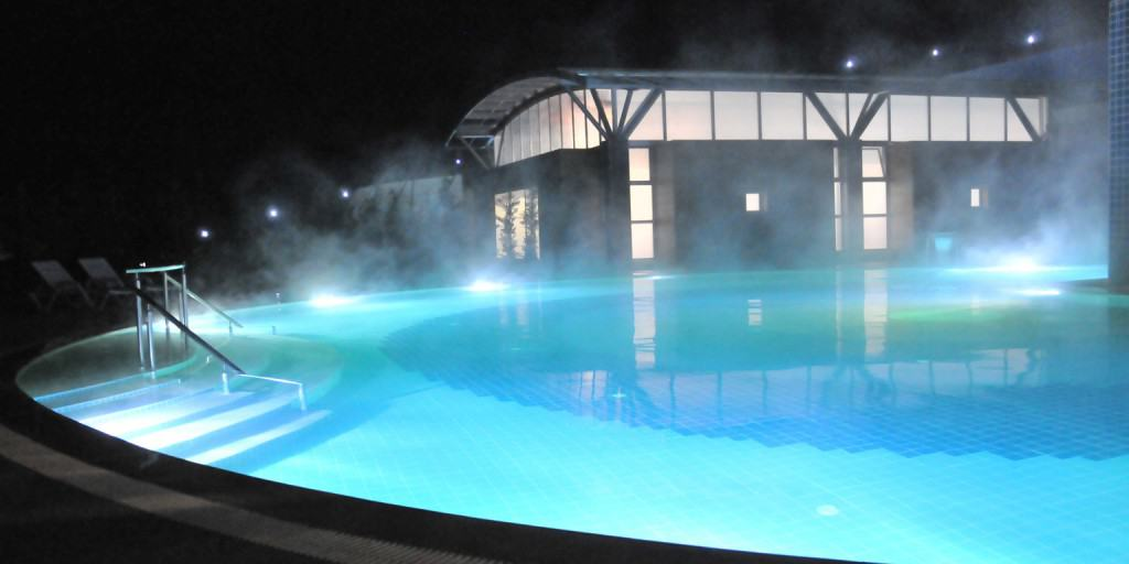 termal havuzlar