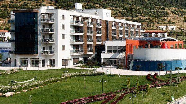 Ege Bölgesindeki Kaplıca Otellerinde Konforlu Hizmet