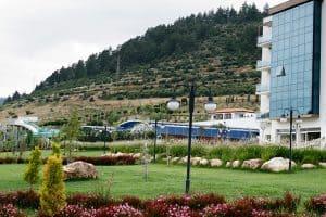 Ege Bölgesindeki termal oteller