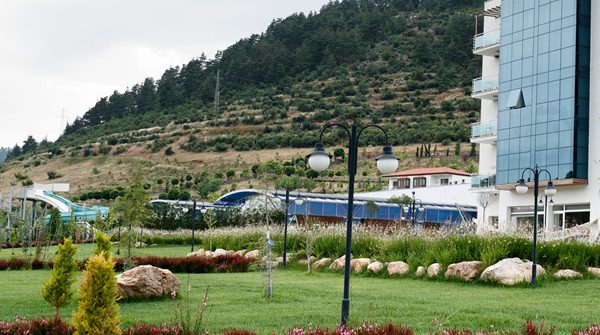 Ege Bölgesindeki Termal Otellerde Lüks ve Konfor Bir Arada
