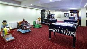 obam termal otel çocuk eğlence salonu