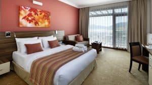 termal otel odalar
