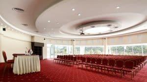 büyük toplantı salonu