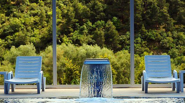 Şifa VerenTermal Havuzlu Oteller