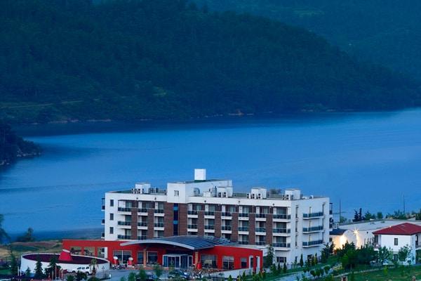 Türkiye'deki en iyi termal oteller